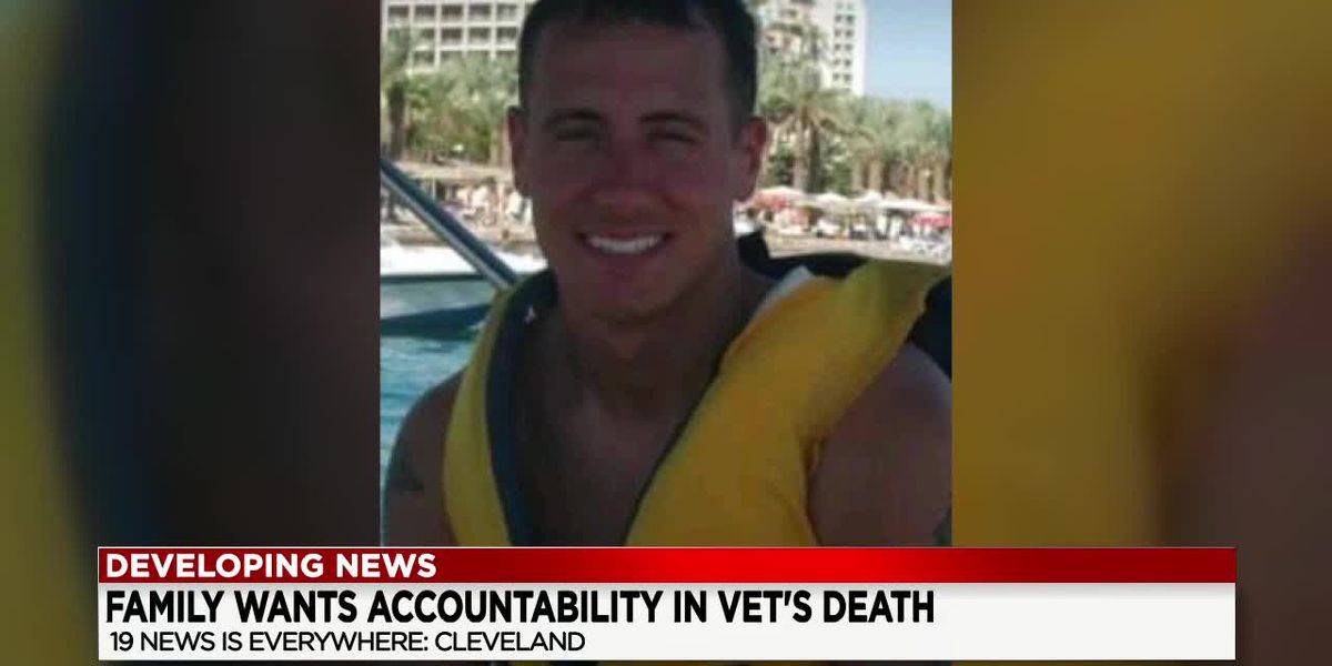 Wrongful death lawsuit being filed after National Guard vet dies at Cuyahoga County Jail