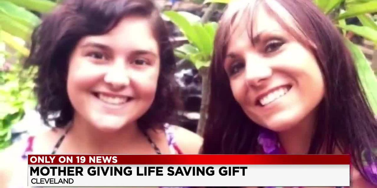 Eastlake mother prepares to donate kidney to daughter