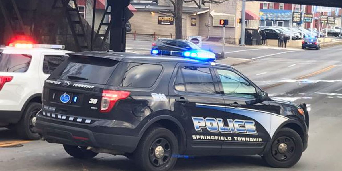 Springfield Township police: Man threatens to kill himself, officers amid altercation at Red Roof Inn