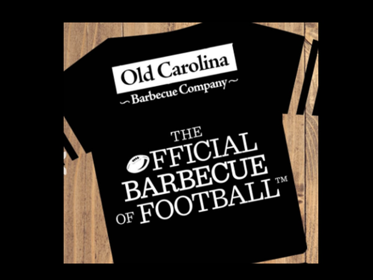 "Win the Old Carolina ""Official Barbecue of Football"" Ultimate Party!"