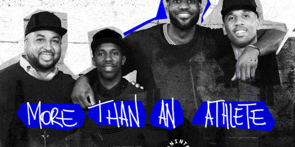 LeBron and childhood friends reflect on career in 'More Than An Athlete' docuseries