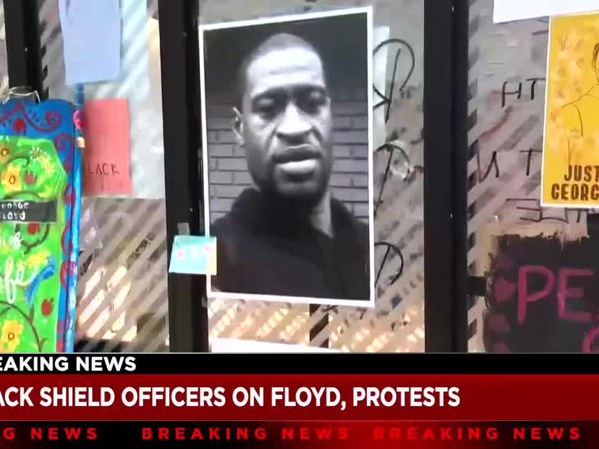 Cleveland's Black Shield Police Association speaks out on George Floyd's death