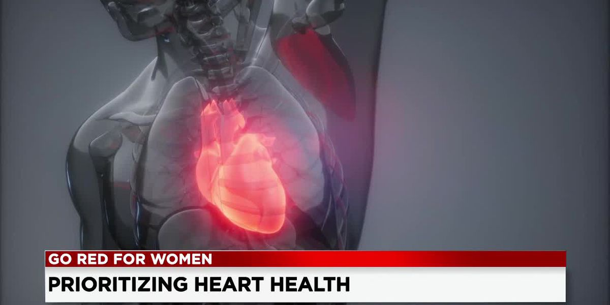 Go Red For Women - Prioritizing Heart Health