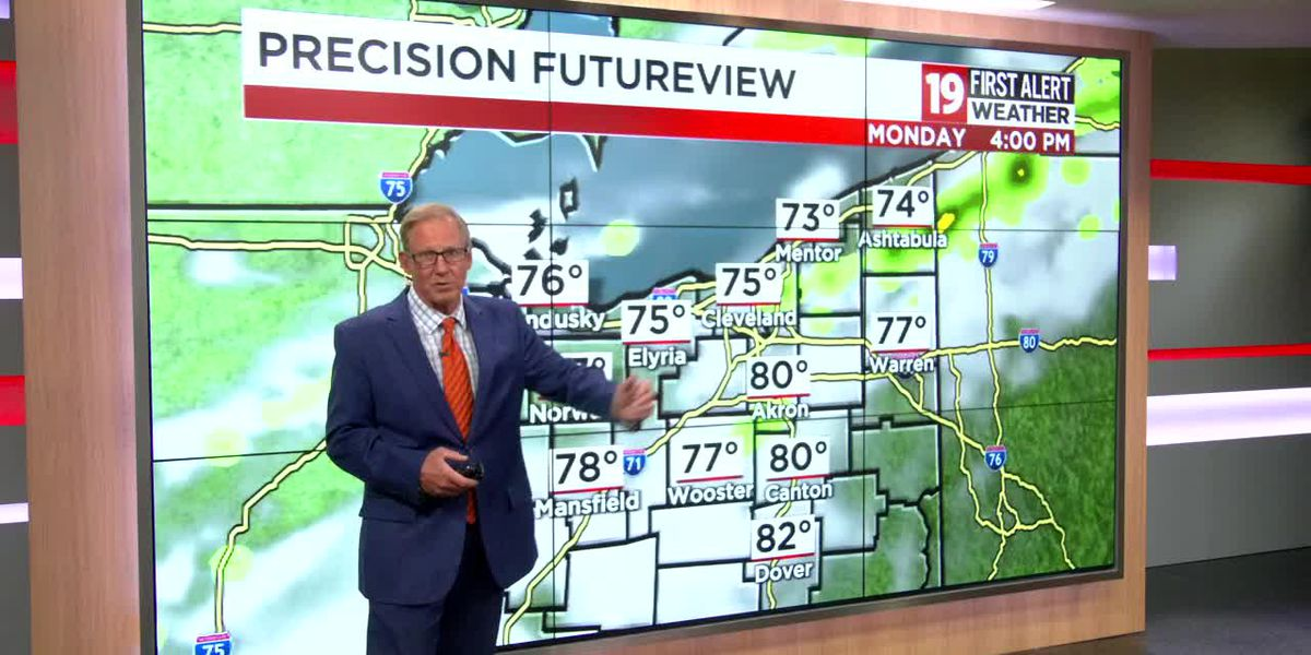 Northeast Ohio Weather: Another Beautiful Late Summer Day
