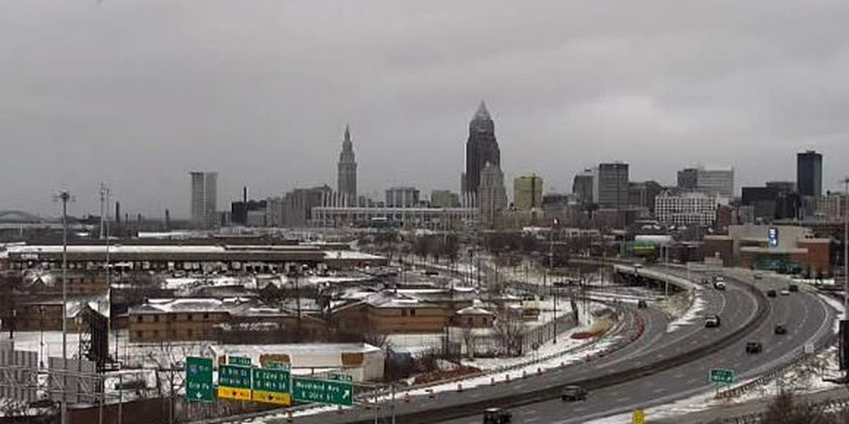 Winter weather advisories issued for Cuyahoga and Lorain counties