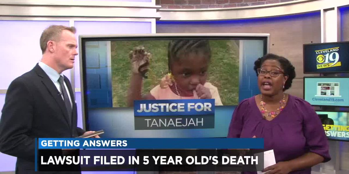 Lawsuit filed in 5-year-old's death