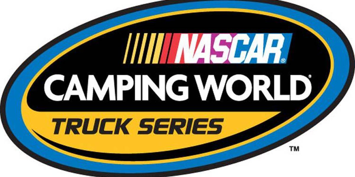 """Kyle Busch breaks """"drought"""" with NASCAR Camping World Truck Series win at Charlotte"""