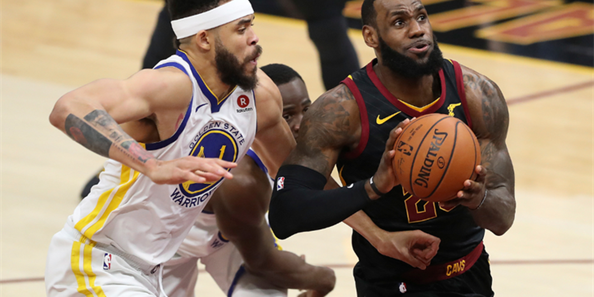 3e48275968be LeBron James will reveal Space Jam 2 trailer after free agency announcement