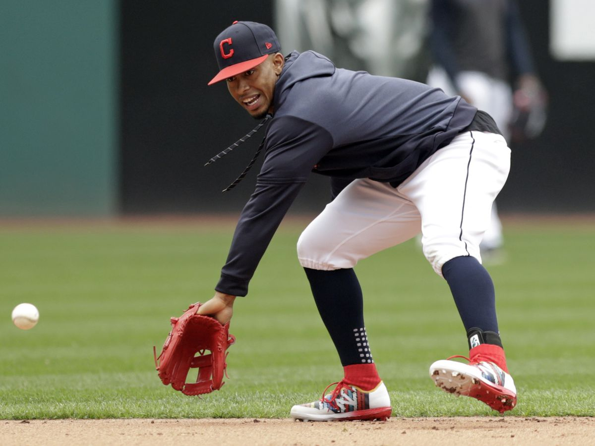 Indians shortstop Francisco Lindor back after injuries