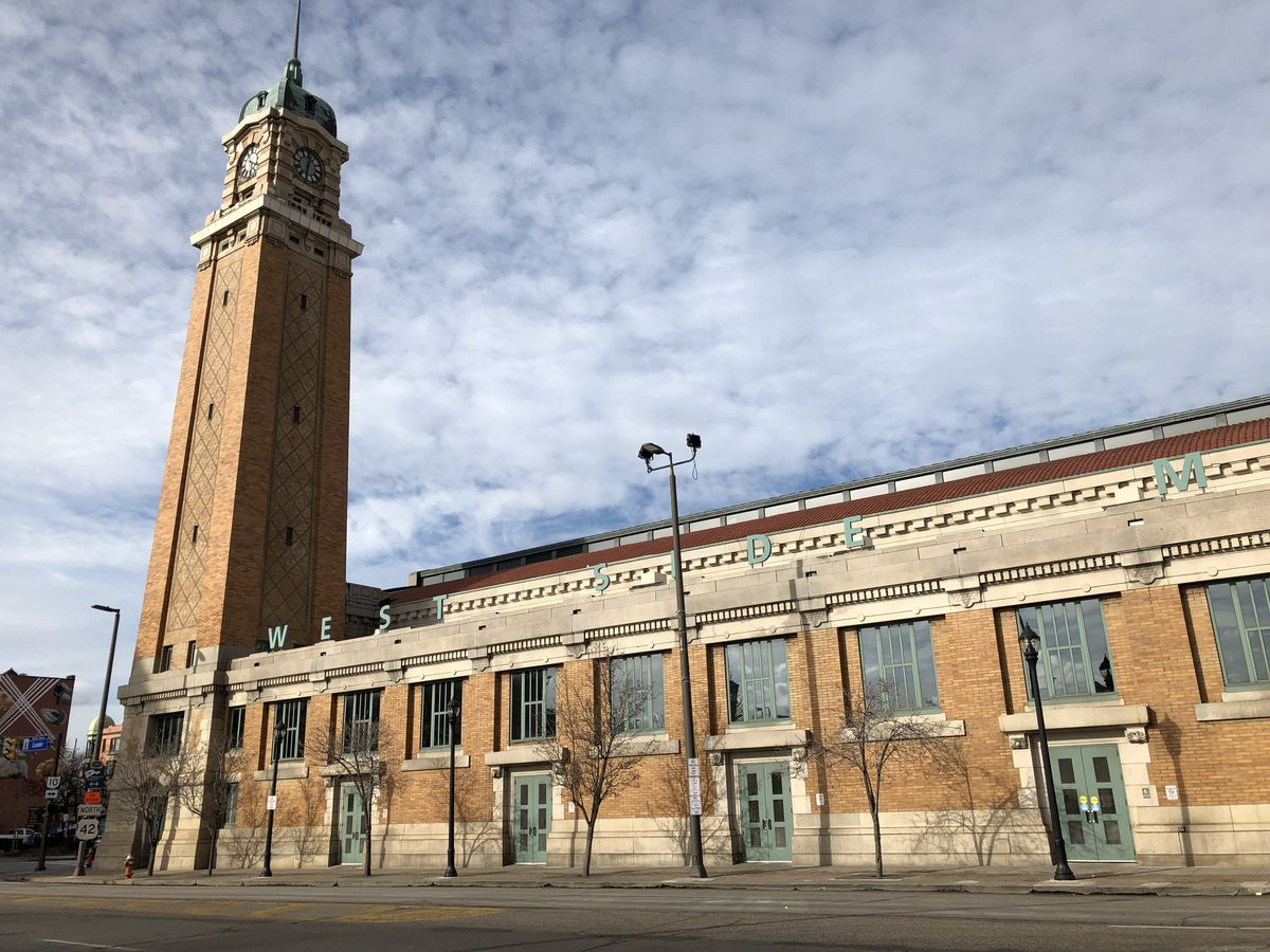 City of Cleveland requests consultant to improve West Side Market