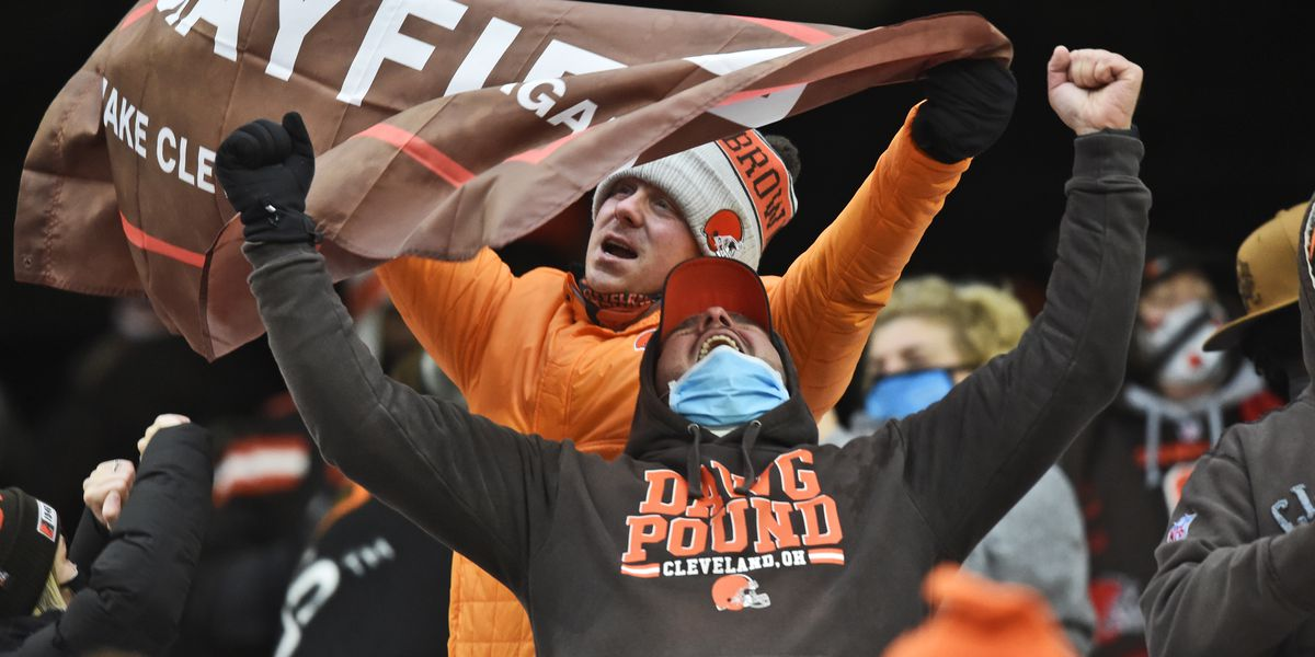 Fans, celebrities react to the Cleveland Browns clinching a playoff spot for 1st time in 18 years