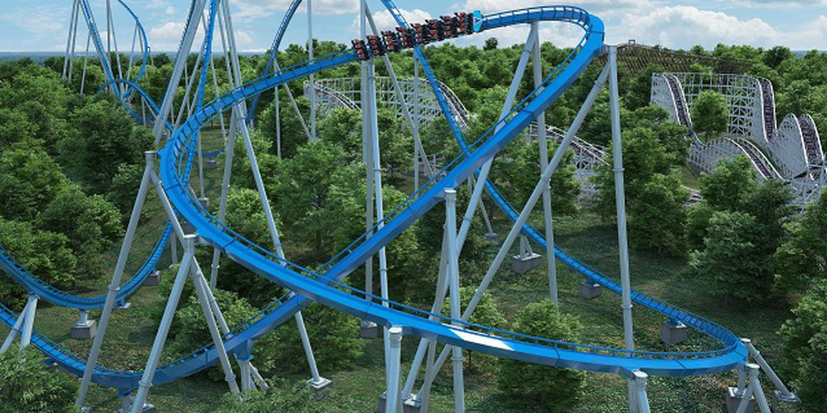 Be one of the first to ride Orion, Kings Island's new giga coaster