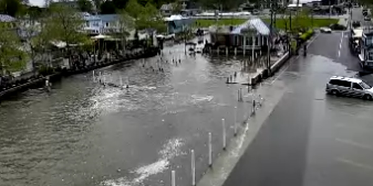 Lakeshore Flood Warning issued in several counties in Ohio