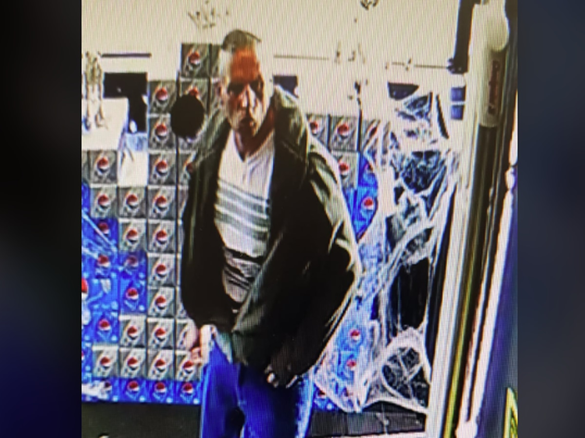 Brunswick Police searching for suspected Dollar General shoplifter caught on security camera