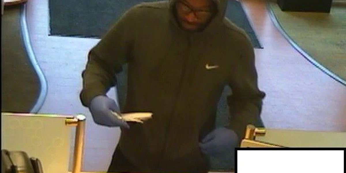 Bank robber caught on camera during heist in Brooklyn