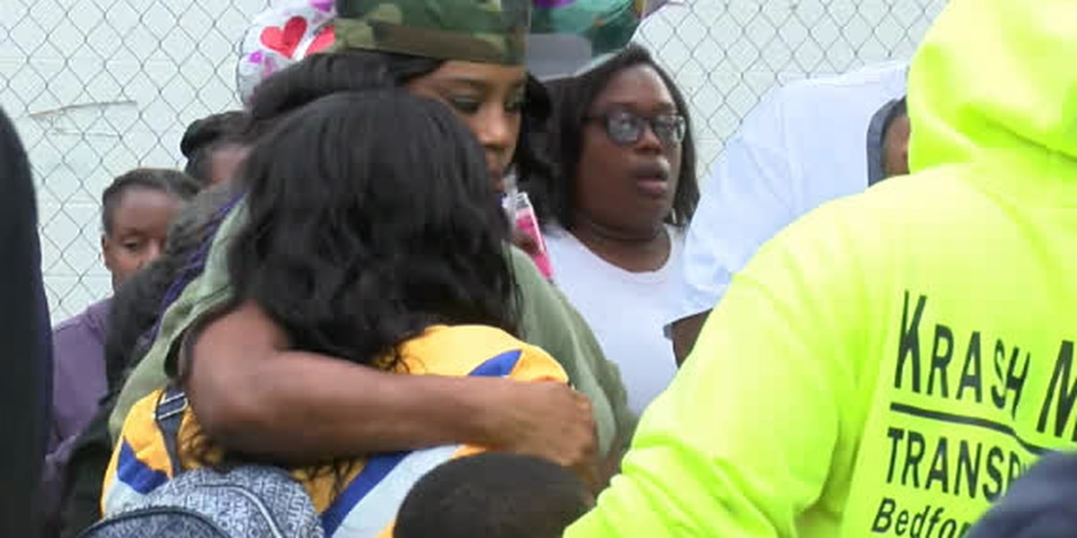 South Collinwood comes together to mourn the loss of slain 6-year-old girl