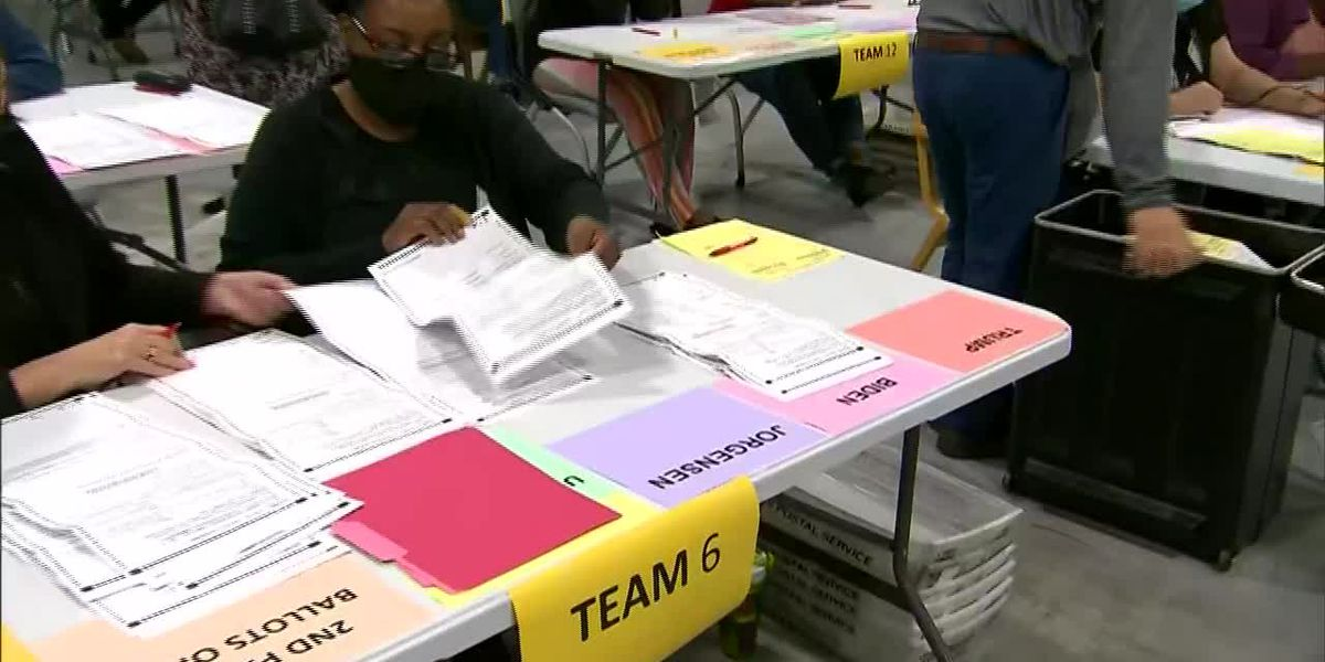 Recounts and runoffs in high-stakes battleground