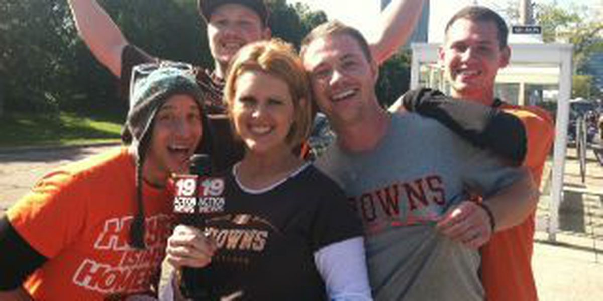 Cleveland Browns fans say you've Ota be smart to win at tailgating