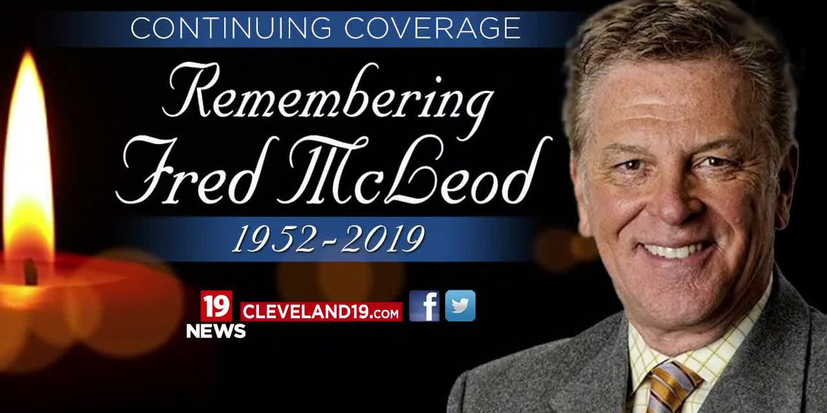 Cavaliers legendary broadcaster Fred McLeod's wake attended by hundreds