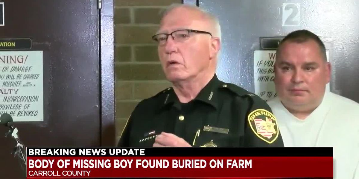 Breaking News: 14-year-old found in shallow grave