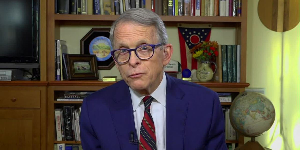 Ohio Gov. DeWine addresses skepticism surrounding COVID-19 vaccine