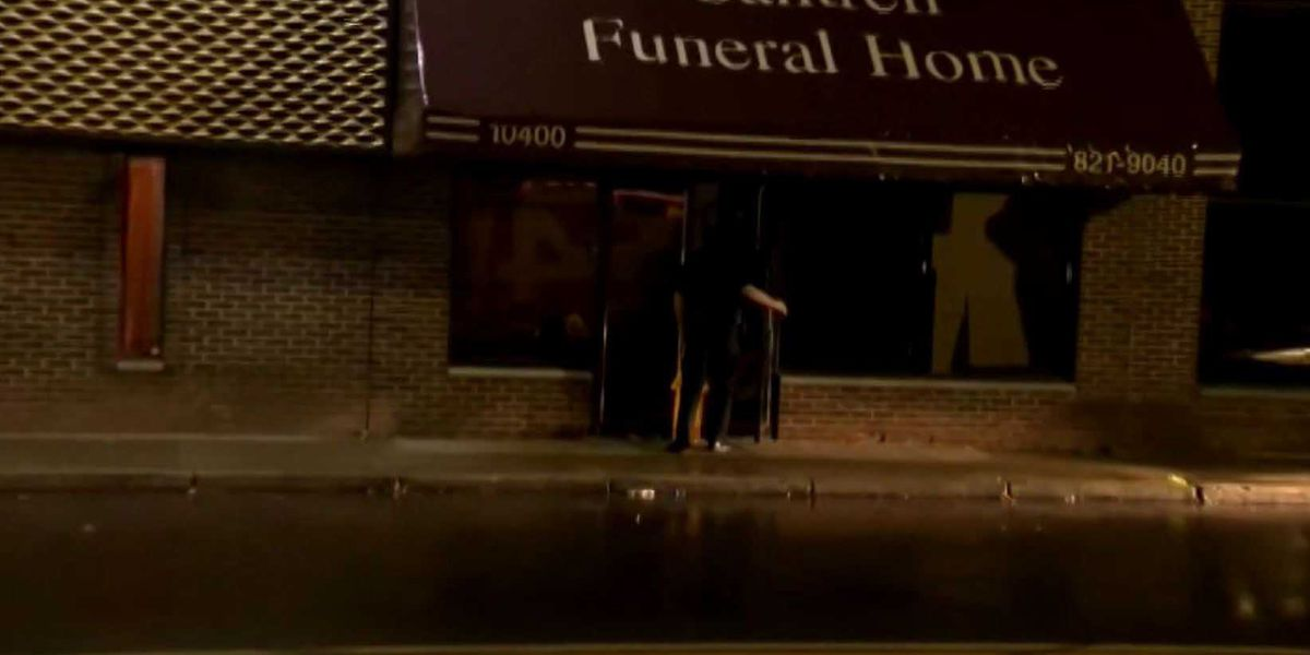 Bodies of 11 infants found in funeral home, police say
