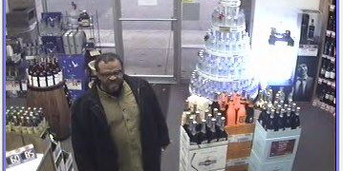 Police looking for man accused of stealing $240 worth of champagne from a Giant Eagle in Westlake