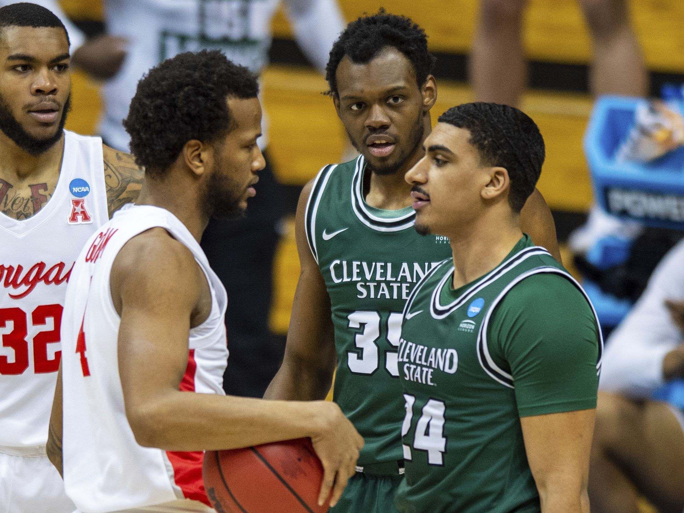 Magical season ends for Cleveland State in NCAA tourney loss to Houston
