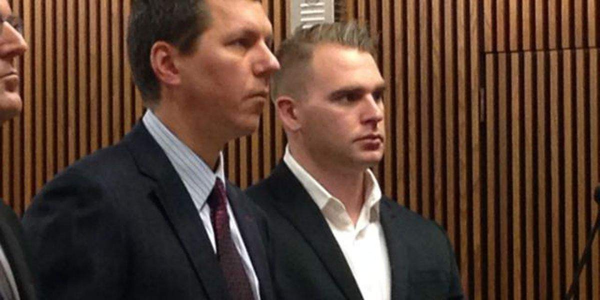 Akron officer pleads not guilty to downtown Cleveland beating