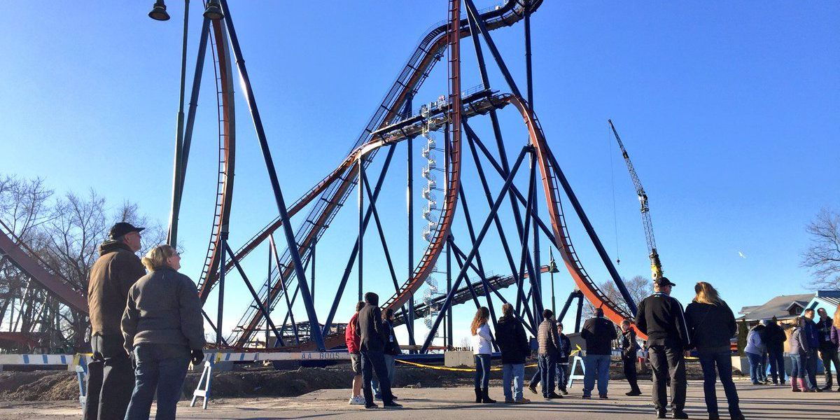 Cedar Point to open new coaster, close 3 rides in 2016