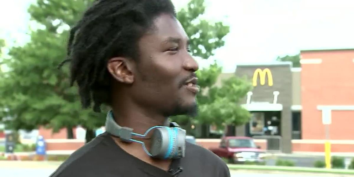 Woman taunts McDonald's employee for sleeping at work; positively changes his life for the better