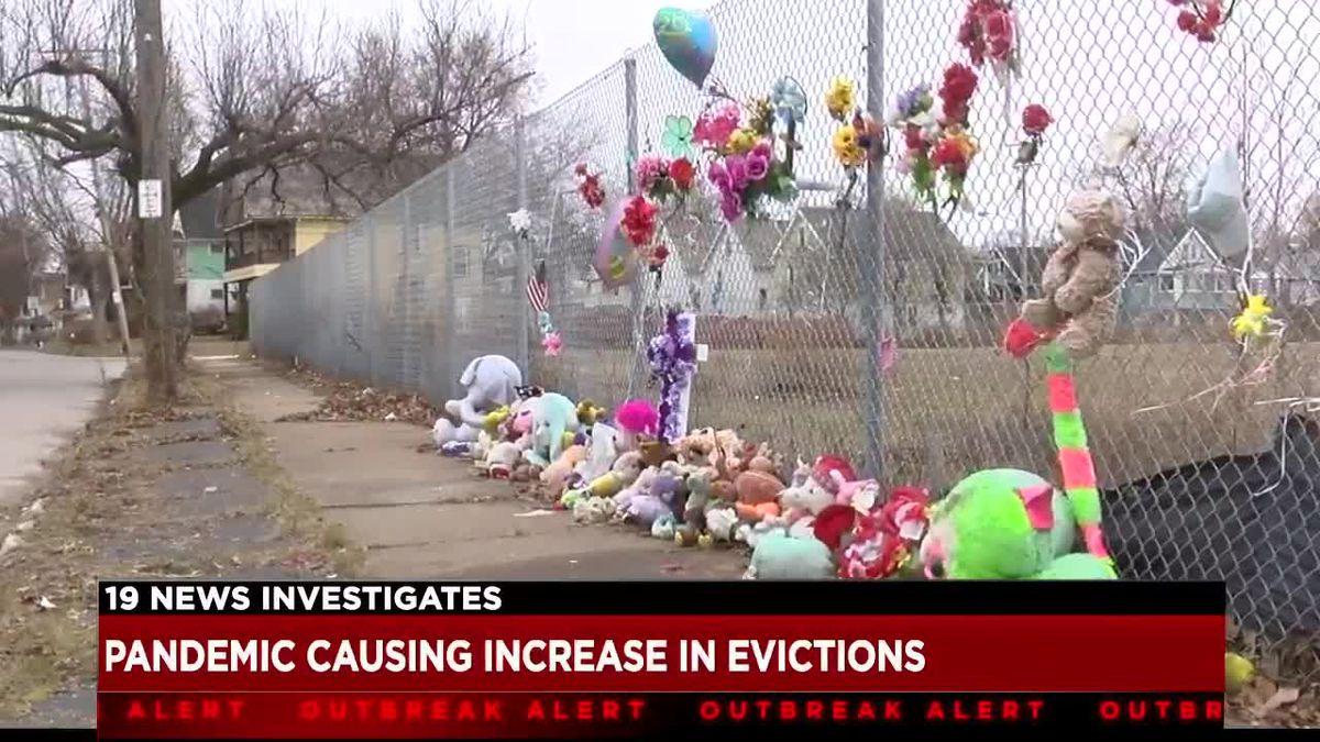 Evictions have families facing sleepless nights