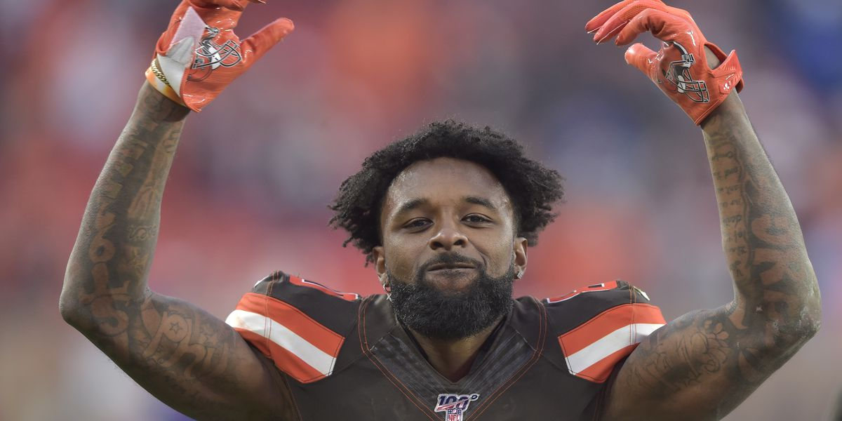 Jarvis Landry is all of us: Cleveland Browns players react to Ohio's 1st major snowfall (videos)