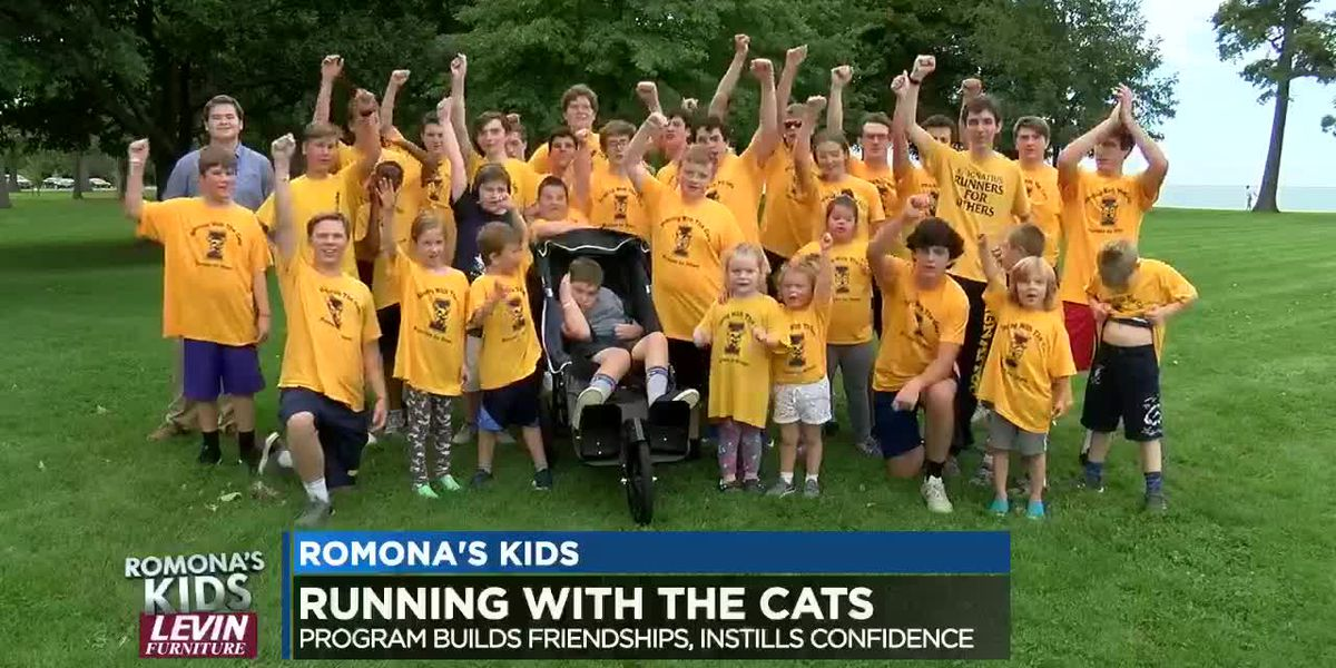 Ignatius Wildcats stride with special needs students to enrich lives, friendships: Romona's Kids