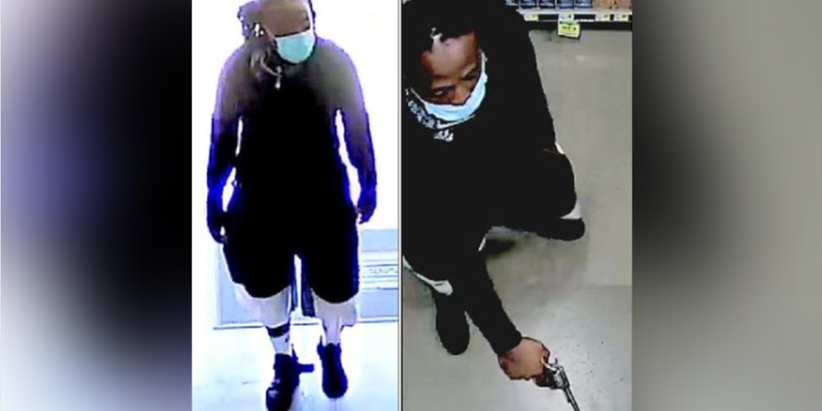 Canton Police needs public's help to identify man accused of aggravated robbery