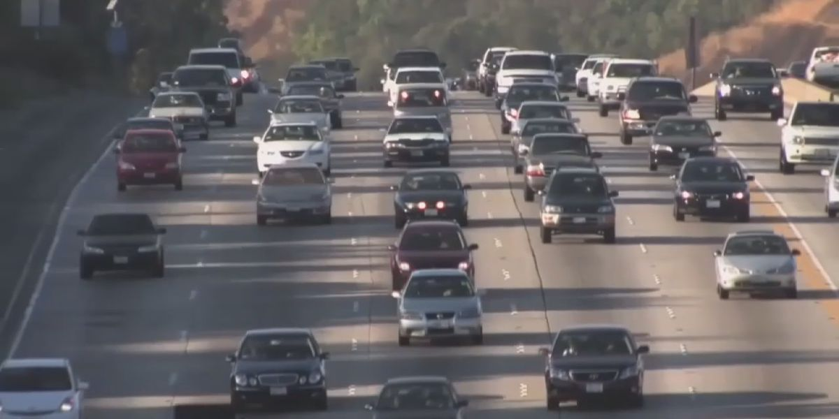 AAA says travel will be down over the weekend and throughout the summer