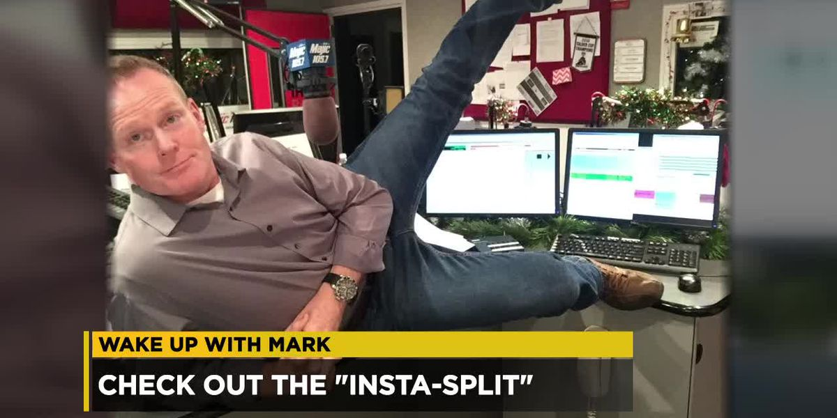 Mark Nolan tries the new 'Instasplit'