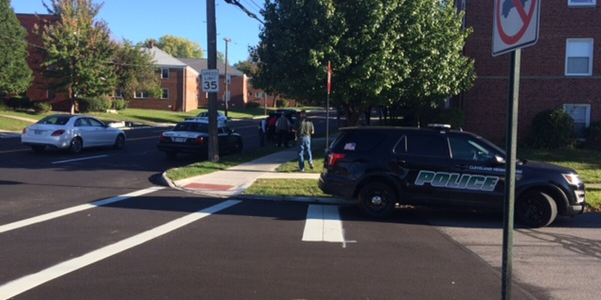 Cleveland Heights shooting triggers lockdown of local school, library
