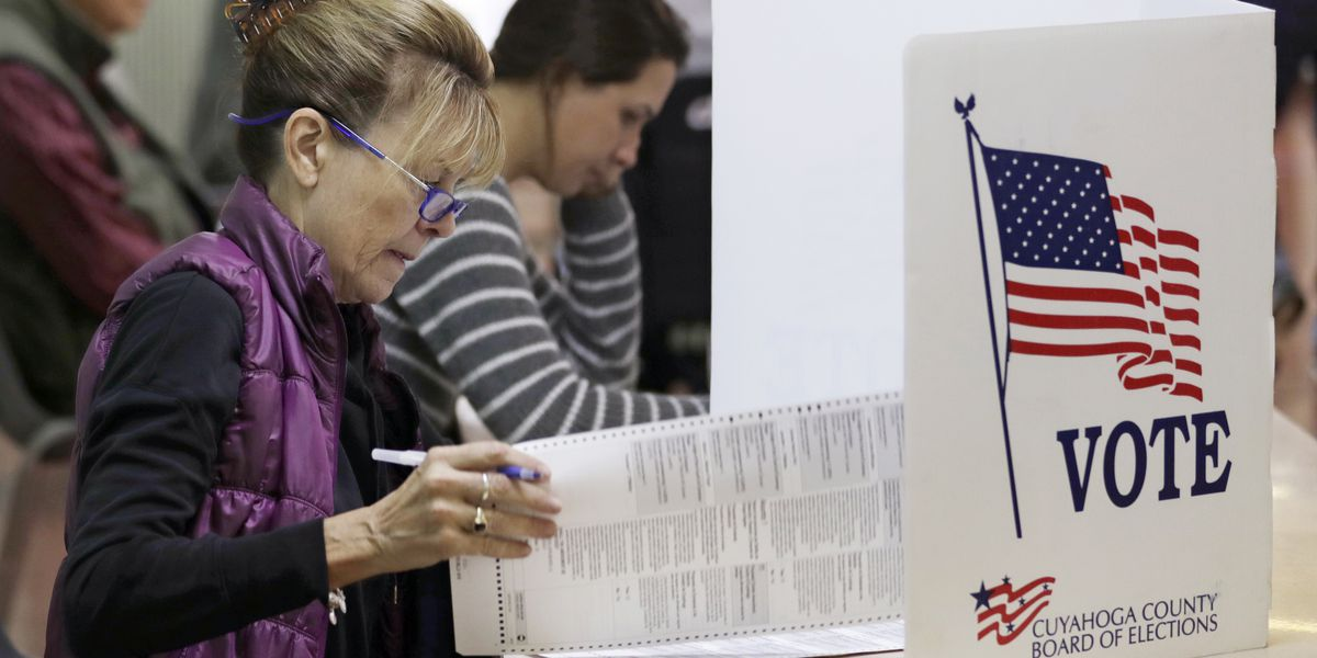 Polling places for 80,000 voters in Cuyahoga County changed: Look up your location here