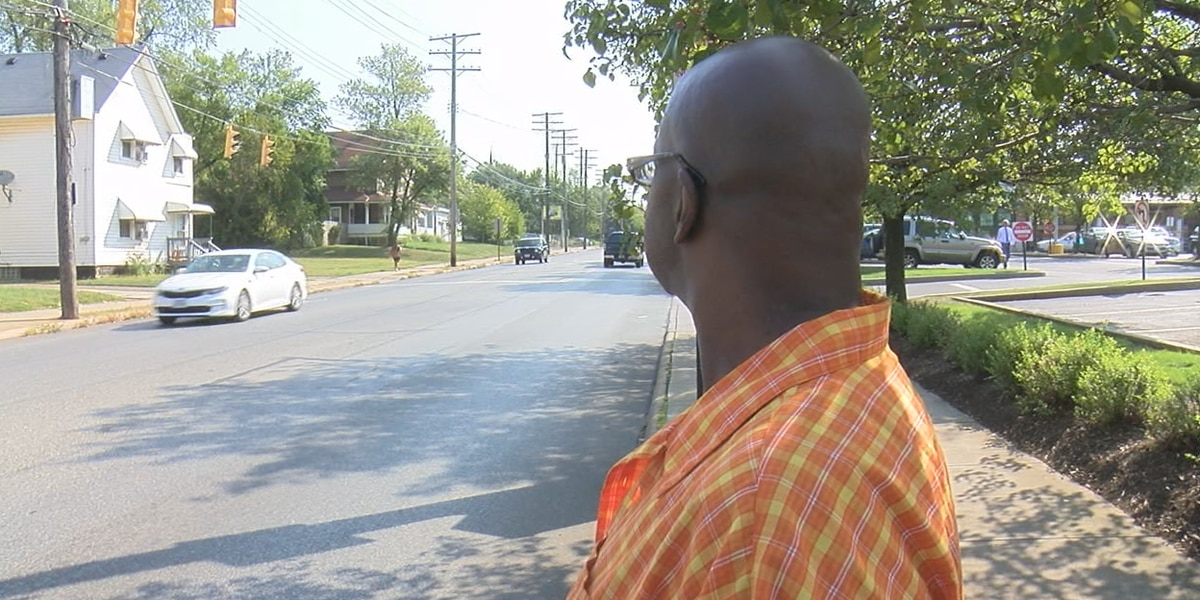 Resident going blind demands help with crosswalk in Cleveland; city responds after 19 News inquiry