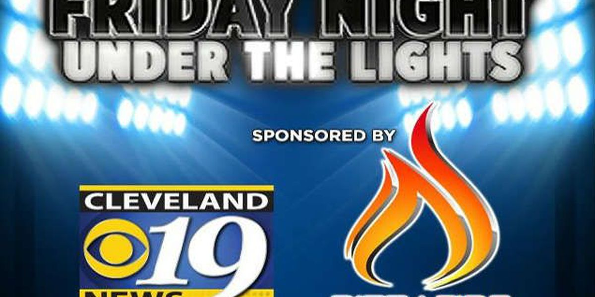 Voting ends for High School Football Game of the Week Sponsored By PIZZAFIRE