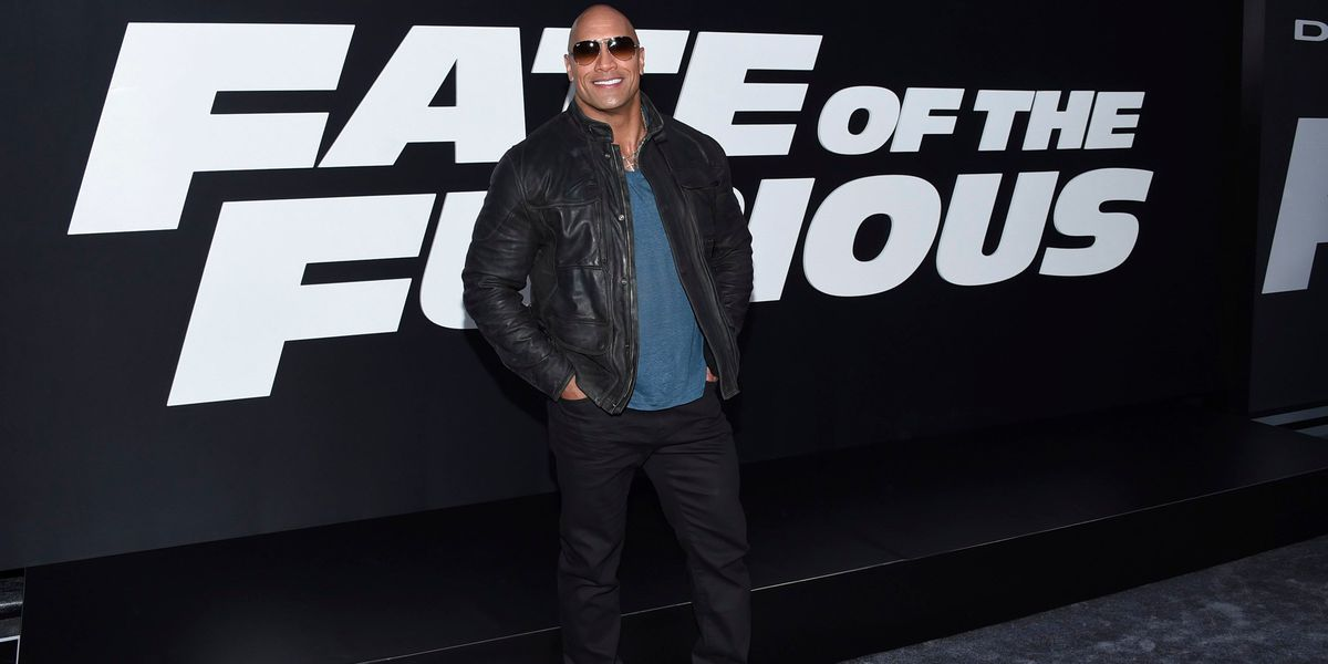 The Rock might run for President