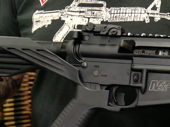 Bump stocks, which modify rifles for rapid fire, now illegal to buy, sell, own
