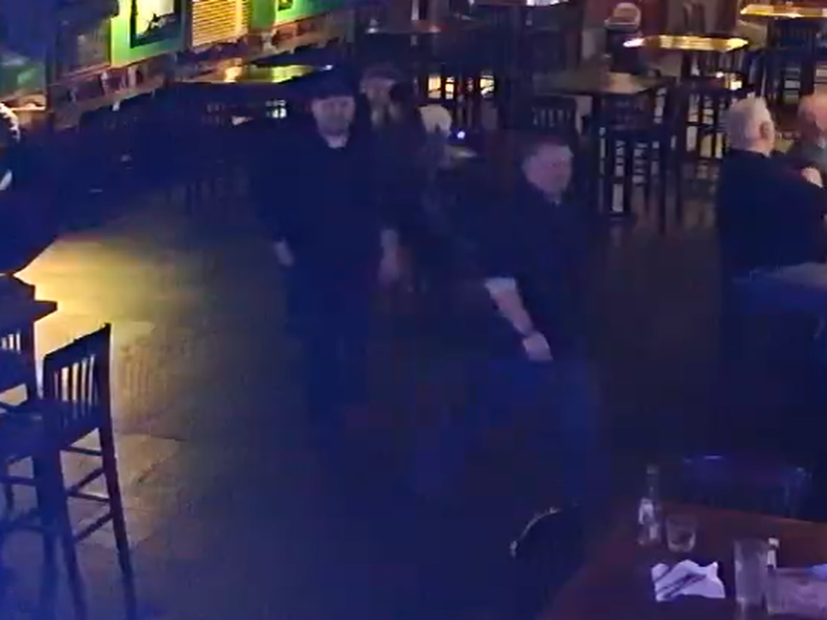 Parma police ask for public's help identifying two men