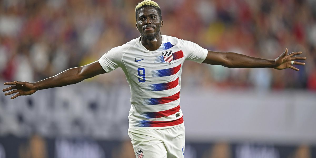 Zardes scores twice, US rocks Trinidad 6-0 in Gold Cup
