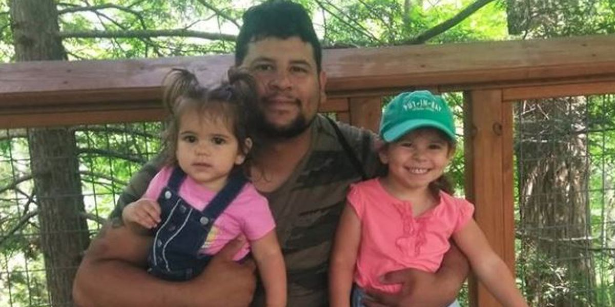 Family offers forgiveness for suspected drunken driver who Cleveland police say killed father of 2 young girls