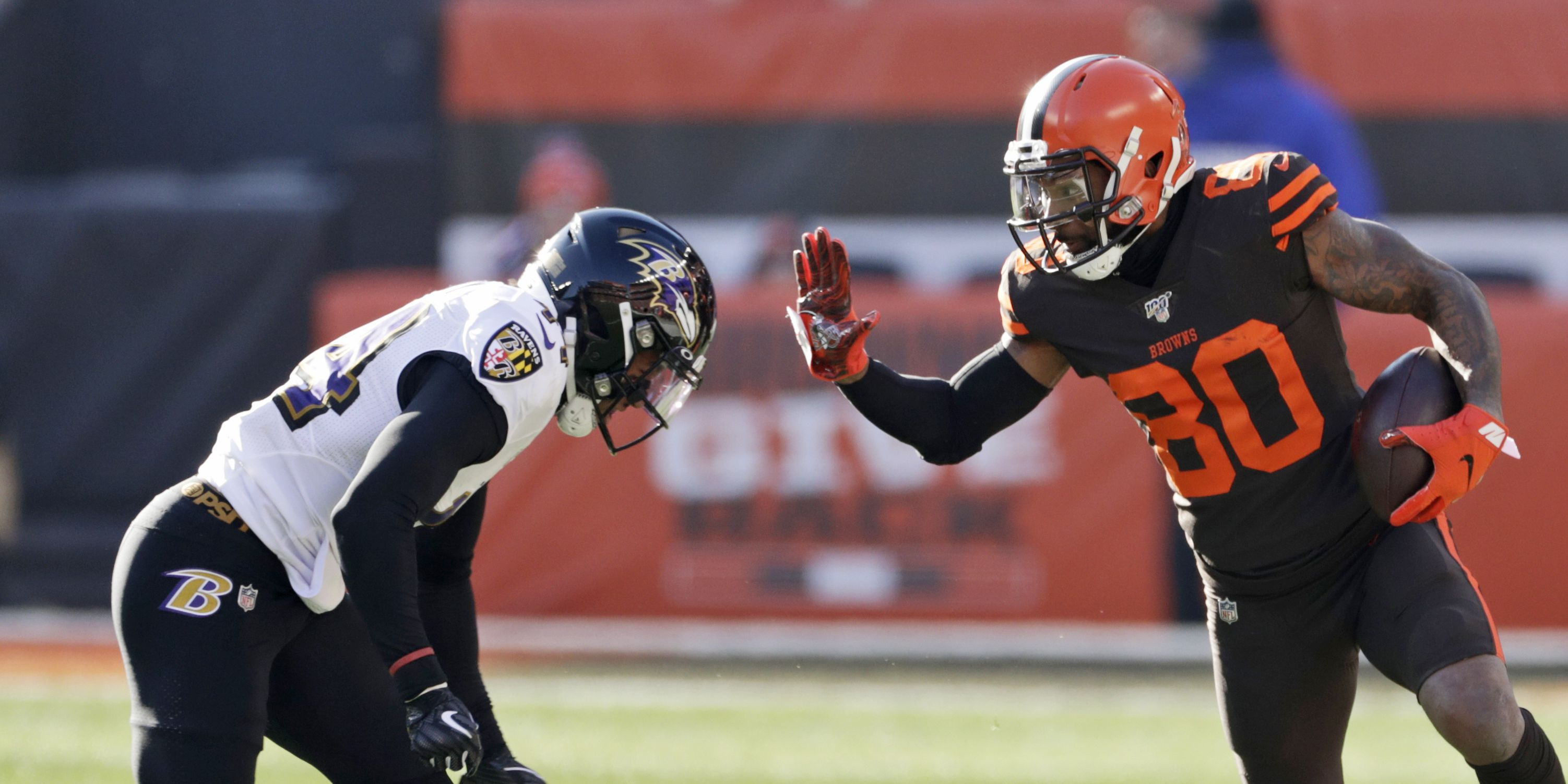 Browns 2020 schedule released! Cleveland will face Baltimore in season opener