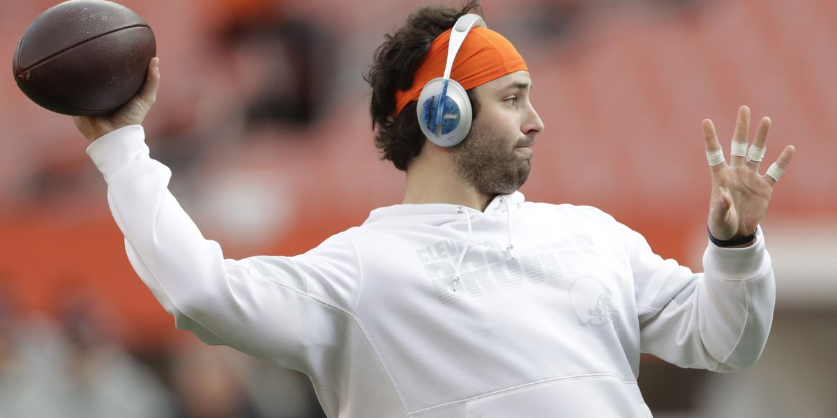 Cleveland Browns QB Baker Mayfield to be honored with statue at University of Oklahoma
