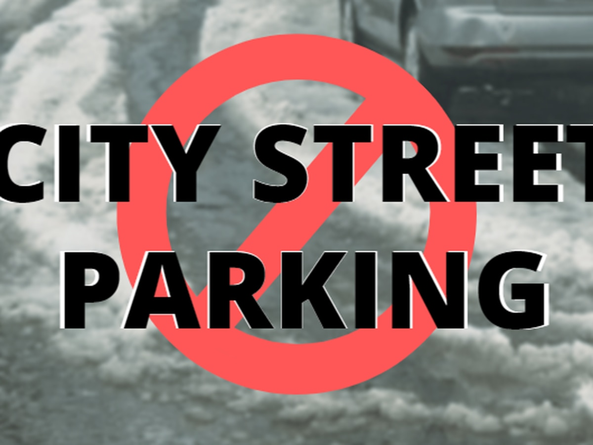 Snow parking ban issued for multiple Northeast Ohio cities