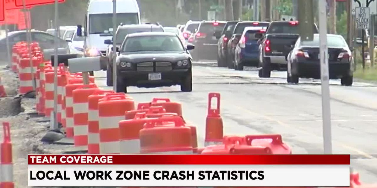 Deadly crashes in construction zones rising in Ohio